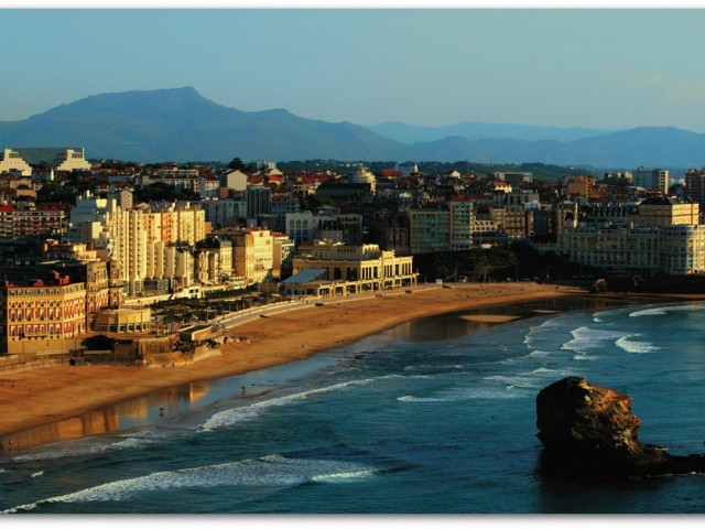 ¡¡Nos vamos a Biarritz!!